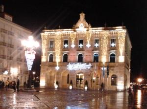 luces de navidad en gijon