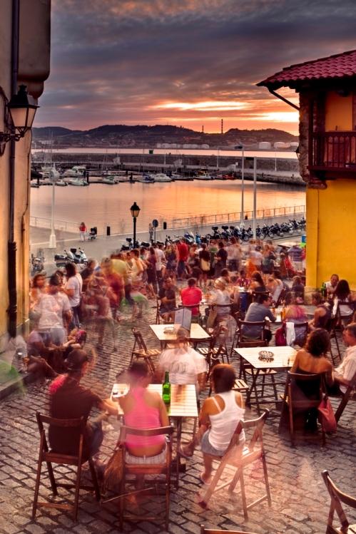 La Cuesta del Cholo Gijón