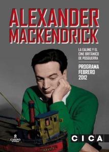 Cartel Ciclo Alexander Mackendrick
