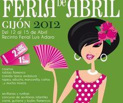 Feria de abril Gijón 2012